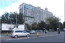 TA0828 : Hull Royal Infirmary on Anlaby Road by Neil Theasby