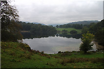 NY3404 : Loughrigg Tarn by michael ely