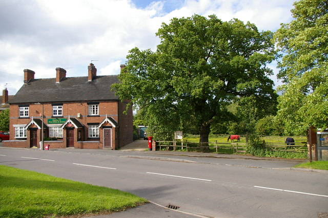 Shareshill Community Shop
