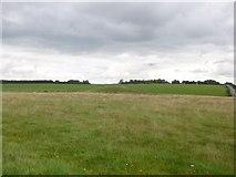 SU1242 : Stonehenge, bell barrow by Mike Faherty