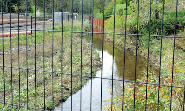 Flood alleviation works, Orangefield Park, Belfast (7)