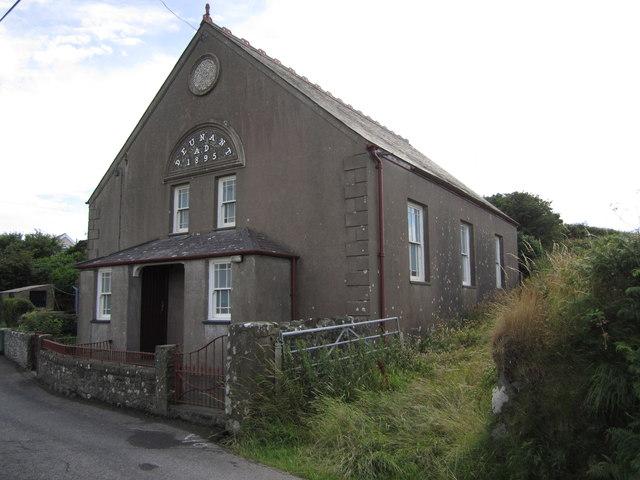 Deunant Chapel