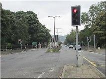 SE0824 : King Cross Street - viewed from Parkinson Lane by Betty Longbottom