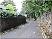 SE0824 : Love Lane - Savile Road by Betty Longbottom