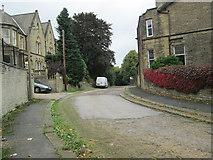 SE0824 : Savile Crescent - Savile Road by Betty Longbottom