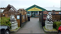 SX5452 : Otter Nurseries, Plymouth branch by Jonathan Billinger
