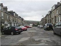 SE0824 : Glen Terrace - Clover Hill Road by Betty Longbottom