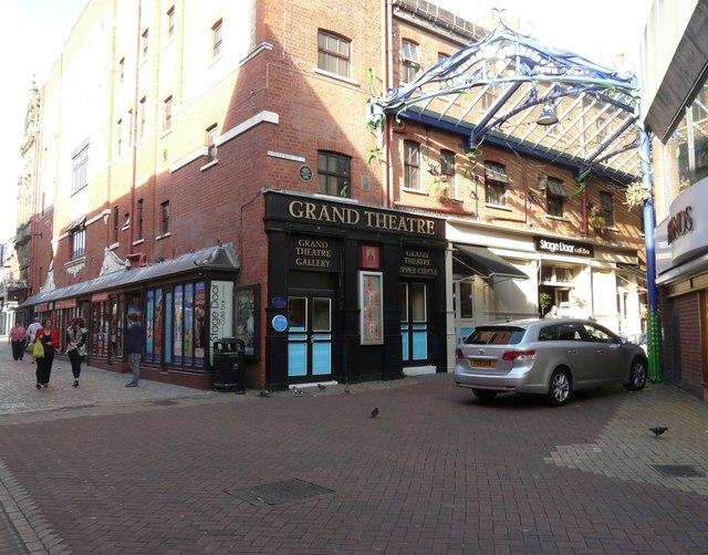 Grand Theatre Stage Door