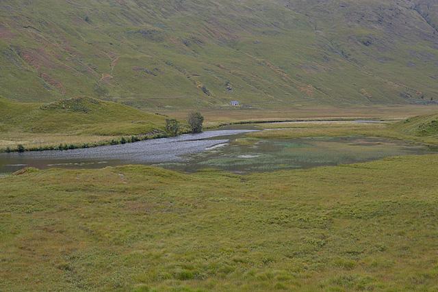 View towards Kinlocharkaig
