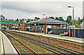 ST1600 : Honiton station, 1998 by Ben Brooksbank