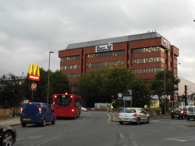 The Utility Warehouse on The Hyde
