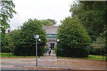 SJ8889 : Edgeley Library by Bill Boaden