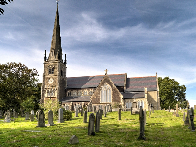 St Thomas's Church, Newhey