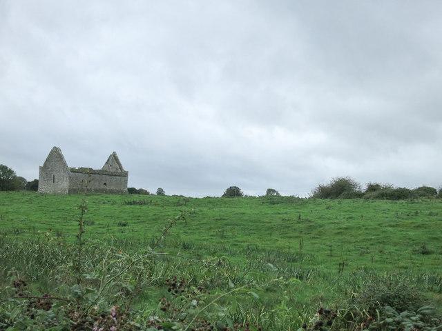 Ruined church at Killeen