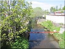 NS3938 : Carmel Water, Crosshouse by Richard Webb