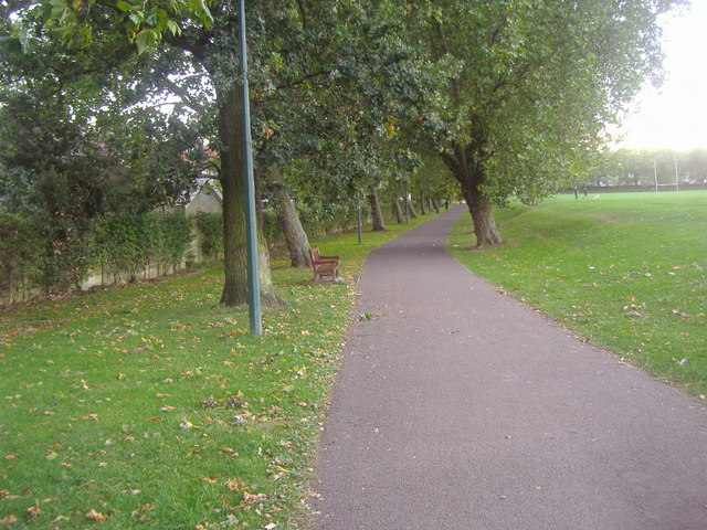 King Edward VII Park, Willesden