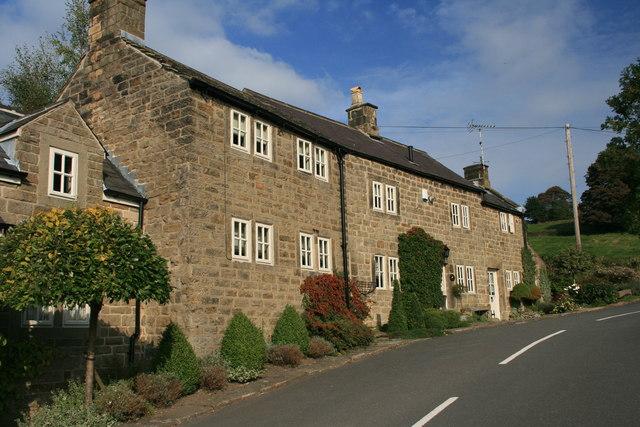 Cottages on Hillside