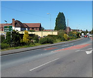 SO4382 : Distances north of Craven Arms by Jaggery