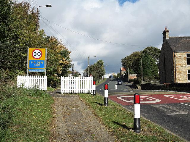 Maiden Law, County Durham