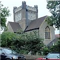 TQ2587 : Church of St Edward the Confessor, Golders Green by Andrew Hill