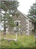 NJ3826 : The Old School, Kirktown of Cabrach by Stanley Howe