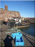 NT6779 : Coastal East Lothian : Dunbar Blues by Richard West