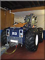 NZ7818 : Staithes RNLI M3 Submersible Tractor Unit by Mike Kirby