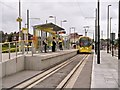 SJ9197 : Audenshaw Metrolink Stop by David Dixon