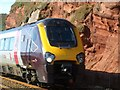 SX9777 : Train near Dawlish by Derek Harper
