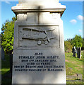 SU7373 : Another Hieatt Memorial by Des Blenkinsopp