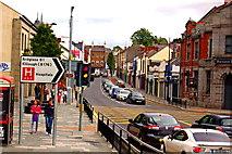 J4844 : Downpatrick - Market Street (A25) to Intersection with Irish Street by Joseph Mischyshyn