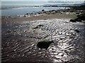 SX9574 : Beach north of Sprey Point by Derek Harper