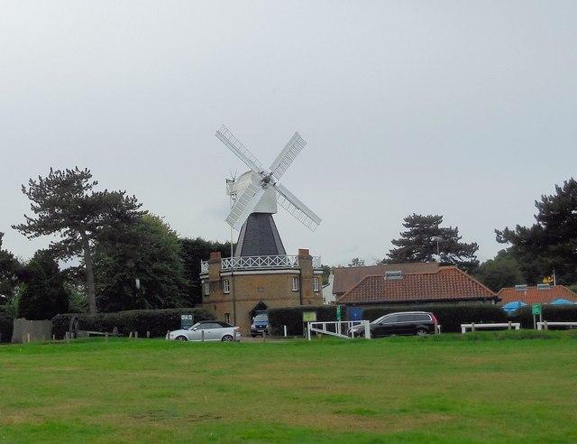 Windmill on Wimbledon Common