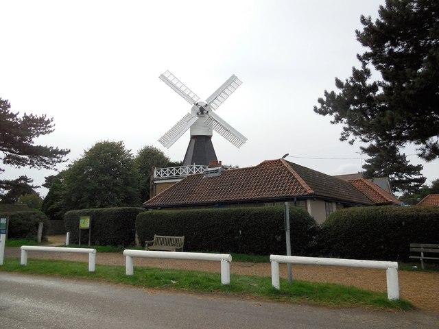 Wimbledon Common Windmill