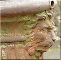 J0648 : Old drinking fountain, Gilford (2) by Albert Bridge