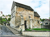 ST8260 : The Saxon Church of St Lawrence by Humphrey Bolton