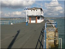 SY6878 : Weymouth, Commercial Pier by Mike Faherty