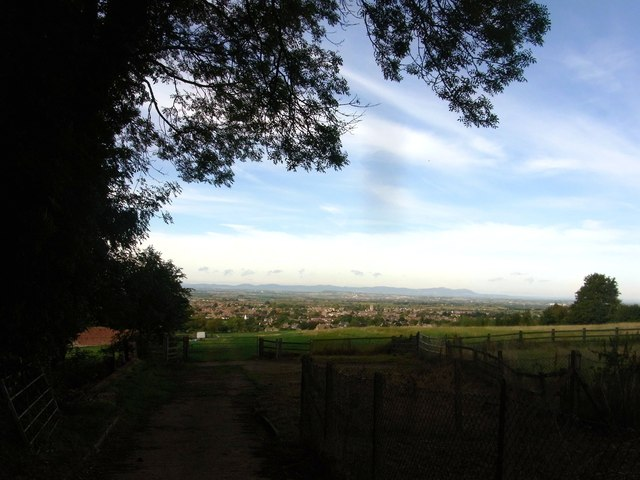 From Haymes towards Bishop's Cleeve