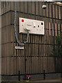 TQ2981 : Giant Plug and Socket installation, near Carnaby Street by Jim Osley