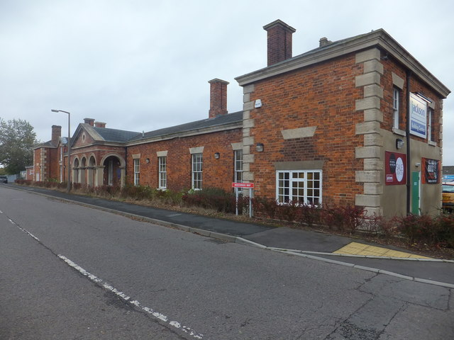 Alford Railway Station (1)