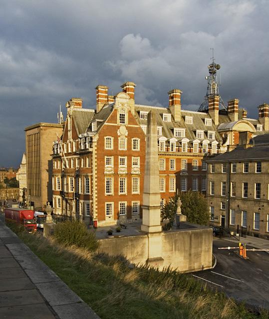 Cedar Court Grand Hotel And Spa York C Paul Harrop Cc By Sa 2 0 Geograph Britain And Ireland