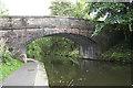NS8779 : Bridge 62 at Bantaskine by Anne Burgess