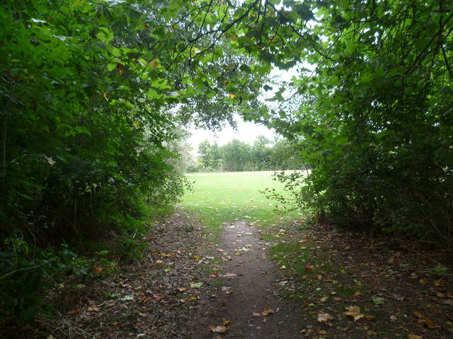 The approach to Pickhurst Green