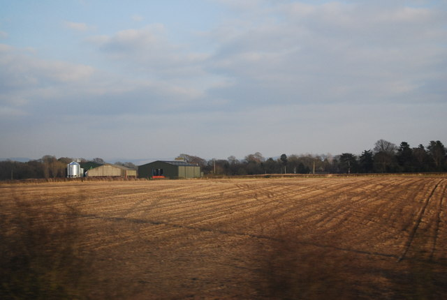 Farmland, Jodrell Bank Farm