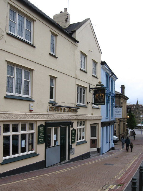 Mansfield - Crown & Anchor