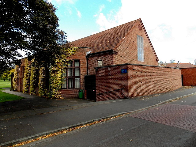 Memorial Hall, Wrekin College, Wellington