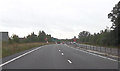 SJ3720 : Approaching north end of Nesscliffe bypass by John Firth