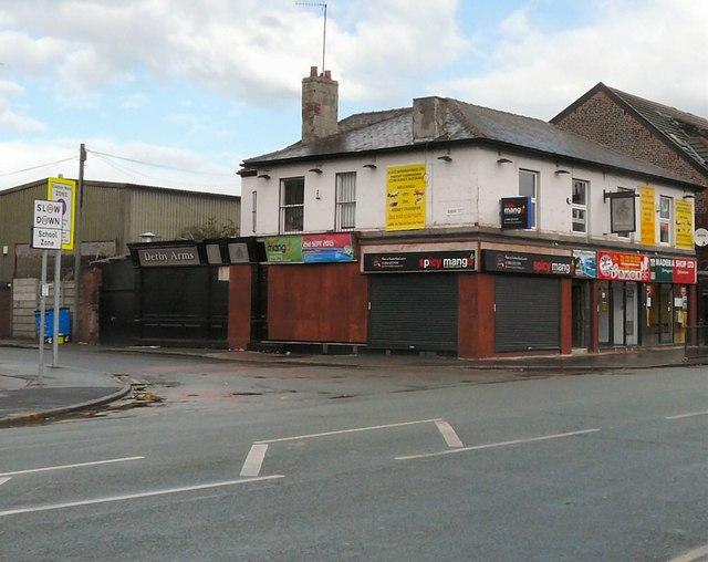 Spicy Mango (former Derby Arms)