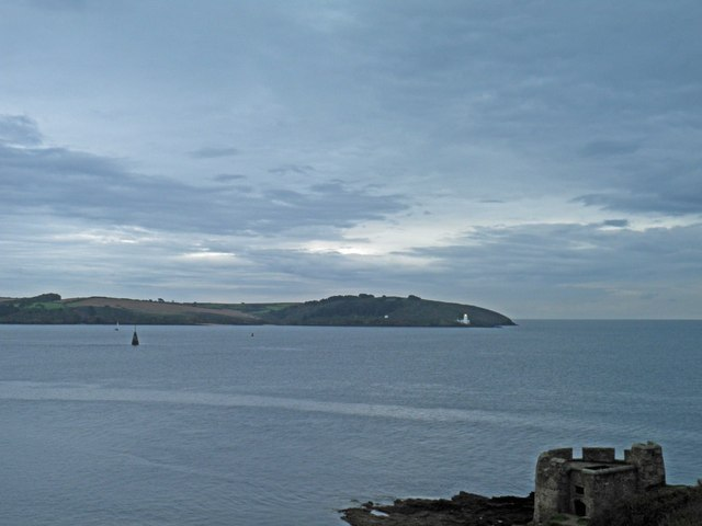 Fortification on Pendennis Point, Falmouth
