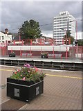 SP3378 : West end of Coventry railway station by Roger Cornfoot